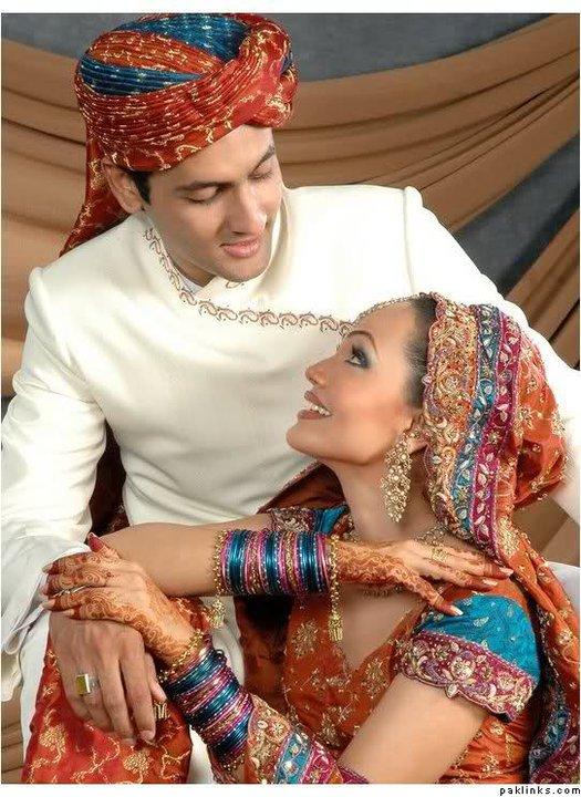 Neo Bollywood AAmina Sheikh Amp Mohib Mirza Wedding Pics
