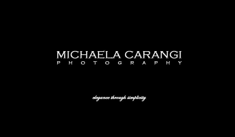 Fotografka Michaela CARANGI