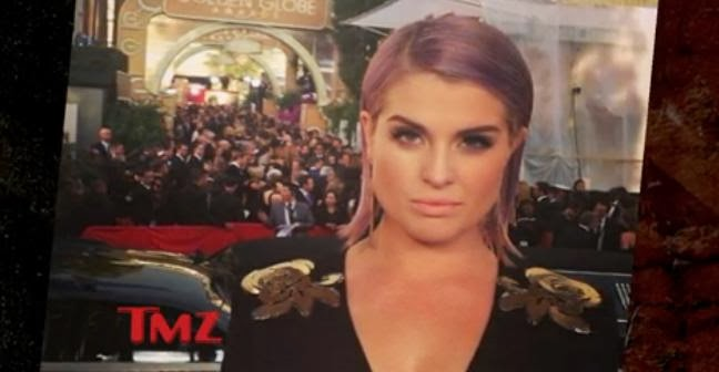 Kelly Osbourne, Golden Globes, Whorrified,