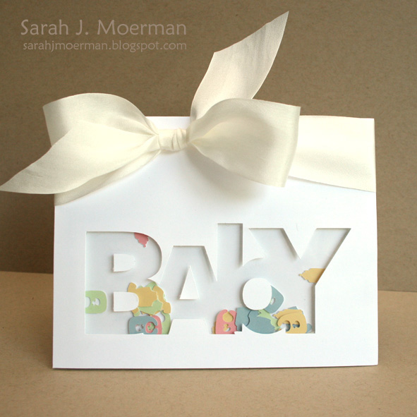 My Impressions: Baby Shaker Card (Card Creations Vol. 11 ...