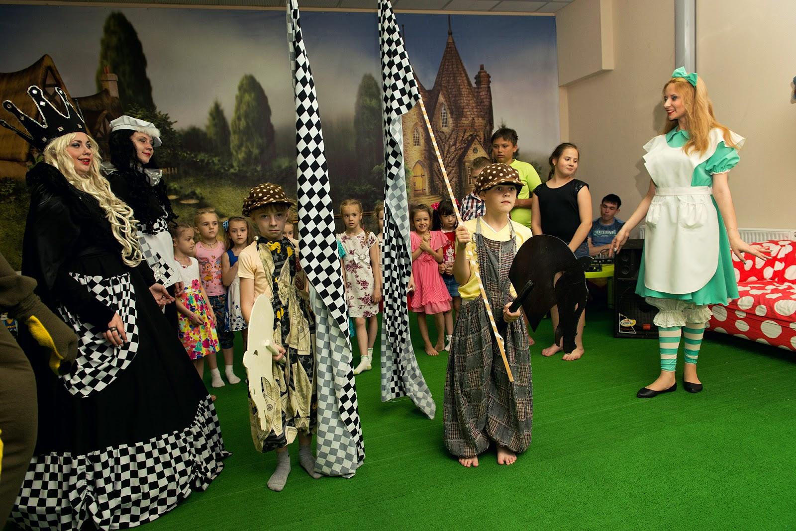 Детский праздник в Таганроге