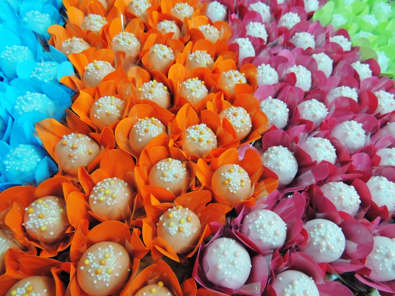 Esses doces finos da foto acima foram feitos para a festa de 5 anos  #0BA6C0 1600x1200