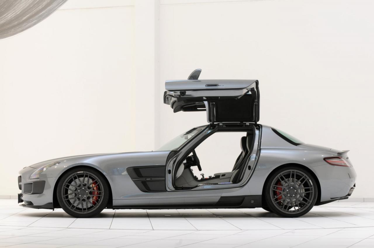 Mercedes SLS AMG – BRABUS 700