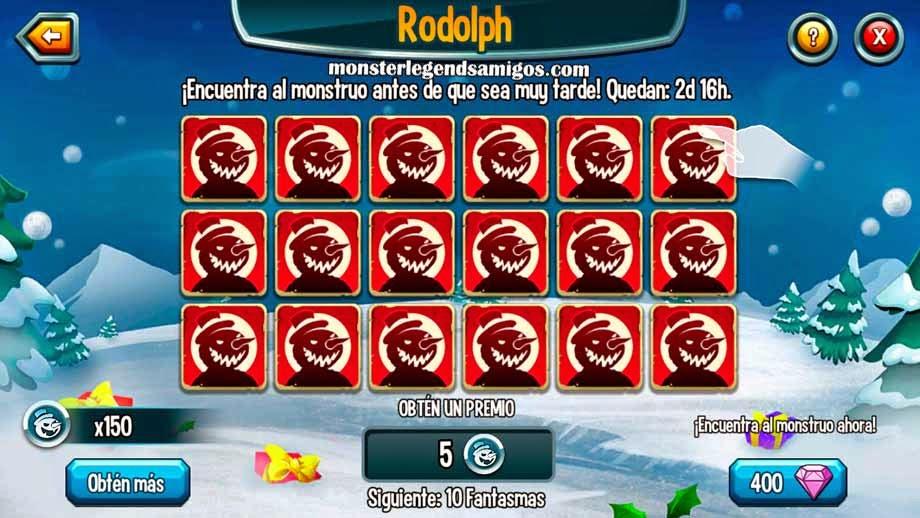 imagen del tercer puzle de la isla navidad de monster legends