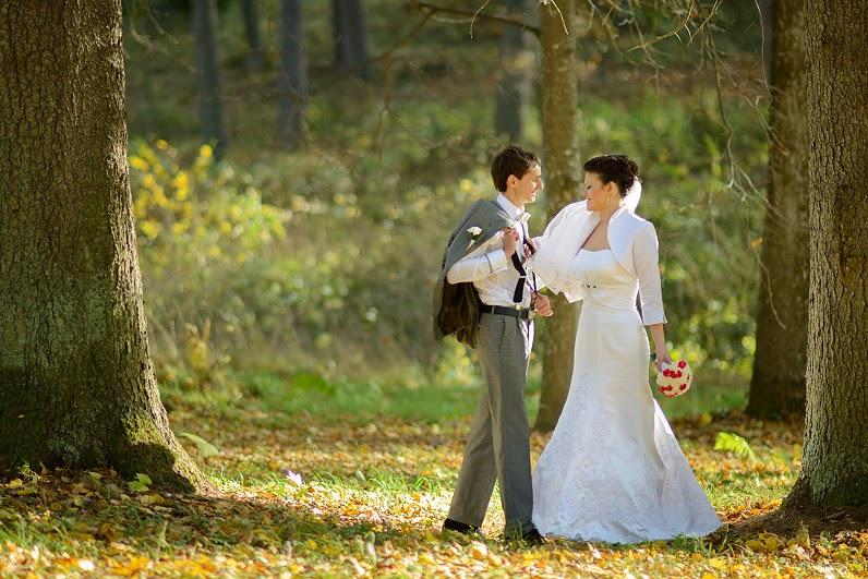 vestuvės užutrakyje