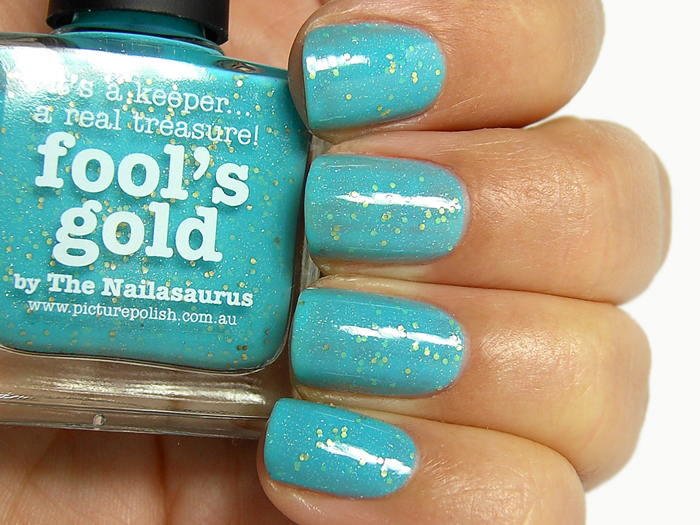 Picture Polish - Fool's Gold