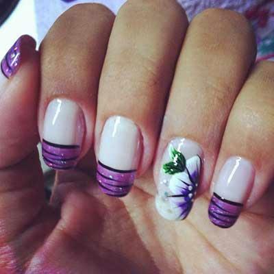 Tutorial de unhas decoradas com jornal