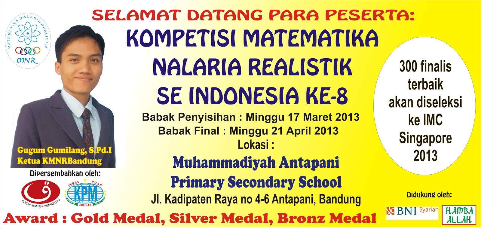 Maret 2013 Sd Muhammadiyah 7 Bandung