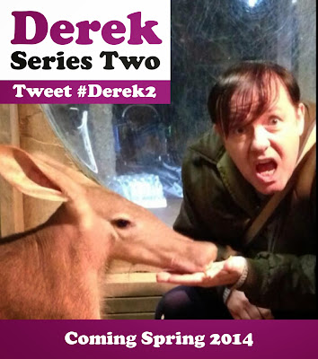 Derek at the zoo - series 2