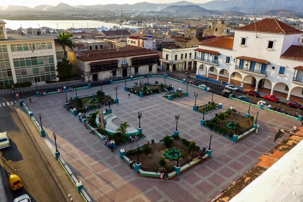 Santiago de Cuba Parque Cespedes