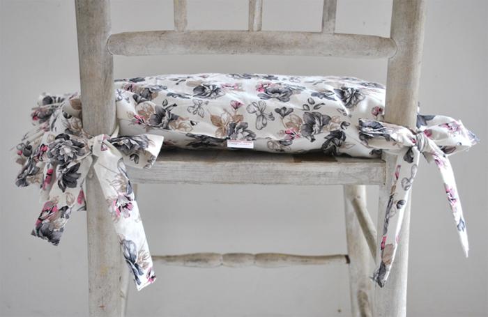 Cadeira com almofada
