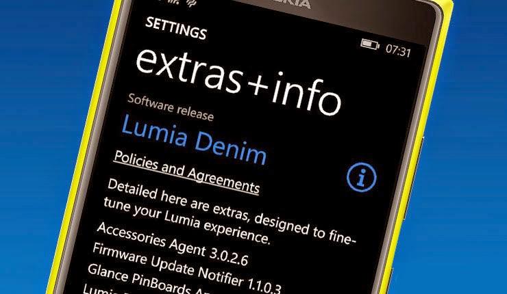 مايكروسوفت Lumia Denim تصوير فيديوهات عالية الدقة 4K لهواتف لوميا