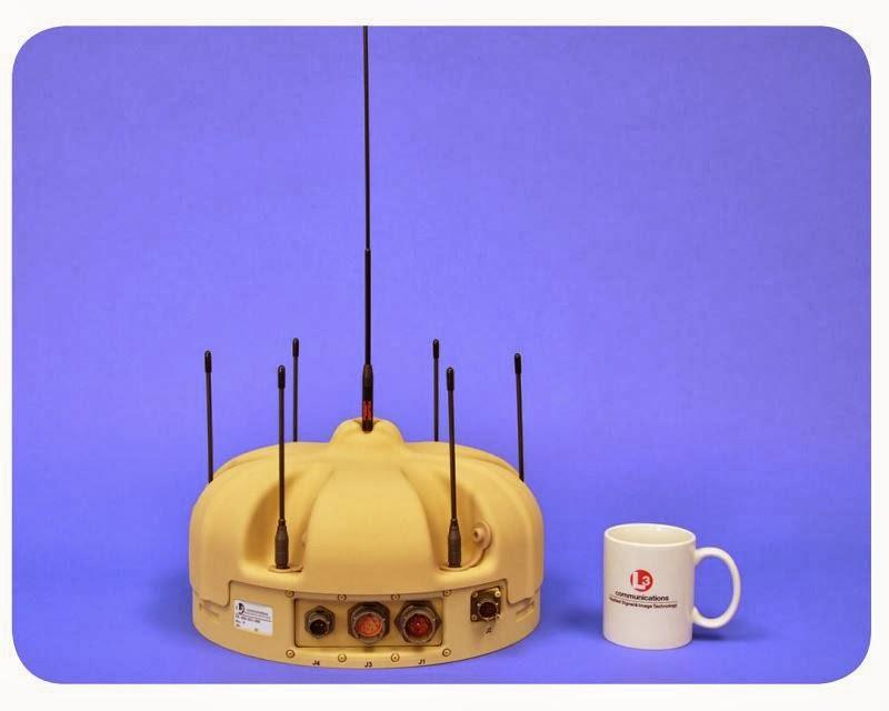 Радиопеленгатор ОВЧ/УВЧ RDF-210