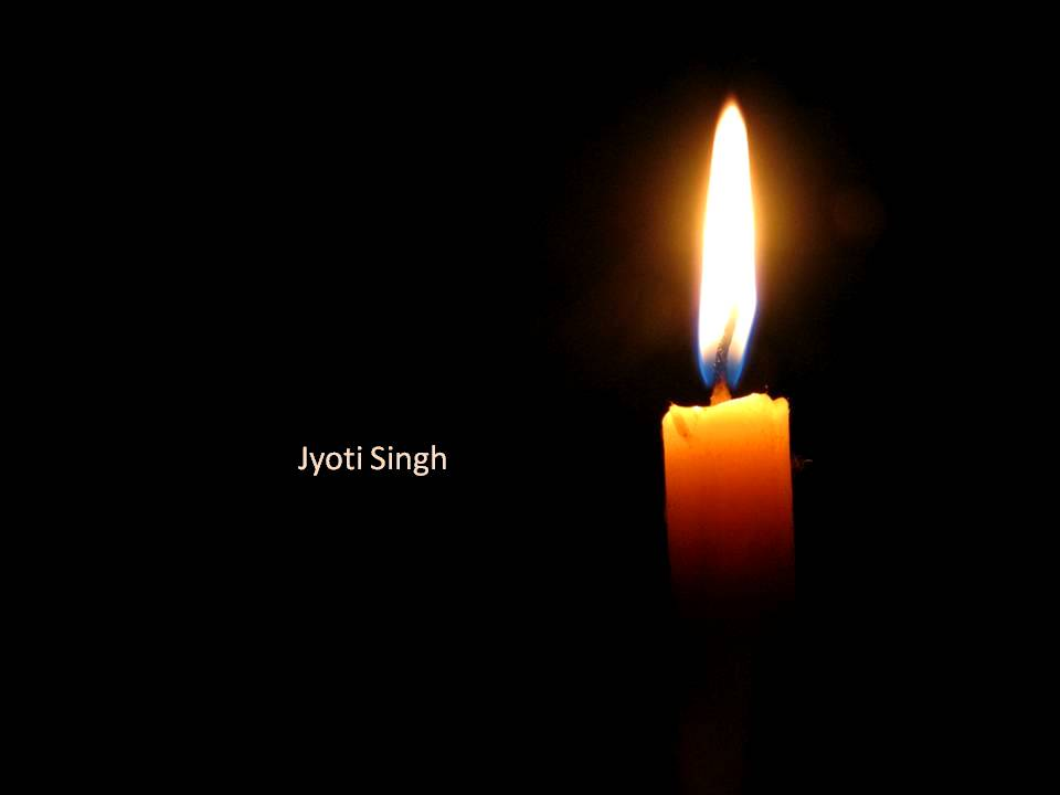 Her Name Is Jyoti Singh