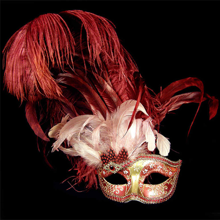 Maskeradbal mask