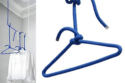 Cool Coat Hangers and Modern Clothes Hanger Designs (16) 7