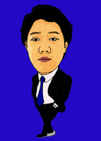 Businessman Caricature