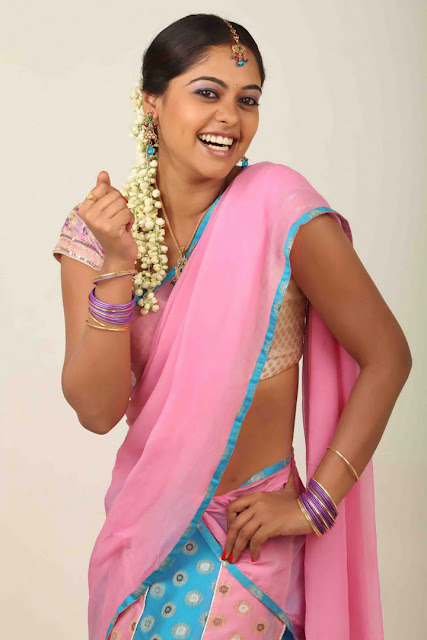 Bindu Madhavi in Half Saree 8