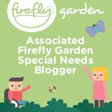 Firefly Garden Blogger