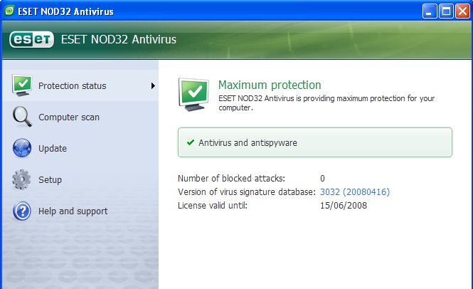 Скачать ESET NOD32 Smart Security 4 бесплатно. как взломать одноклассники а