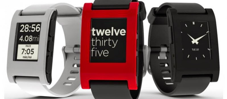 Pebble Smartwatch Shipping To 500 Kickstarter Backers, Starting Today