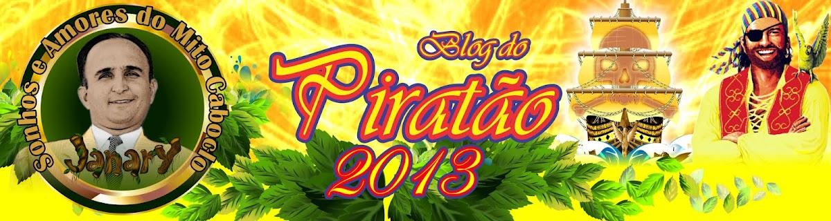 Piratas da Batucada