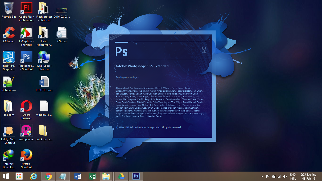 Adobe photoshop cs6 crack inside