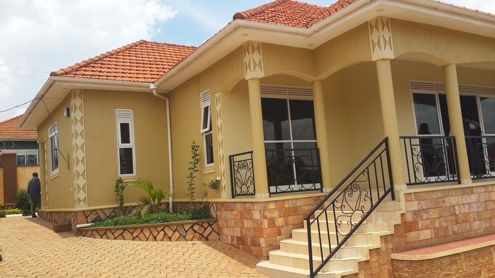 Modern Ugandan Houses