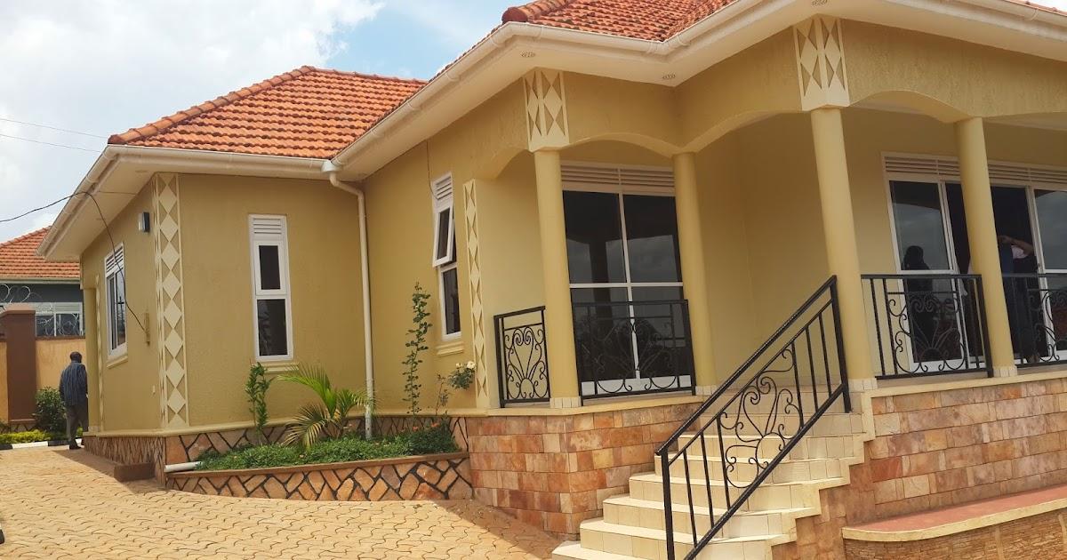 Houses for sale kampala uganda house for sale in najjera for Cost of building a 3 bedroom house in uganda