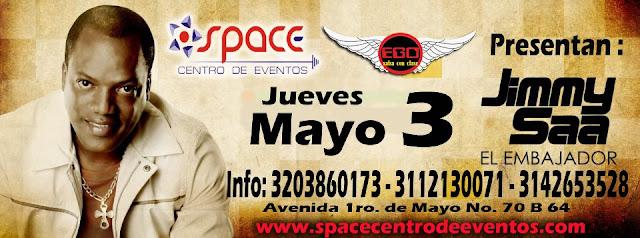 ► Jimmy Saa En Bogotá