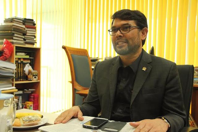 Nasir Djamil : Revisi UU Terorisme Perlu Perbaikan Intelijen dan Penguatan Deradikalisasi