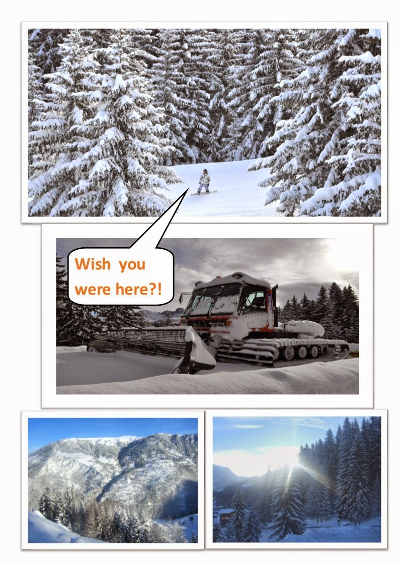 Snow Report January 2015 three valleys
