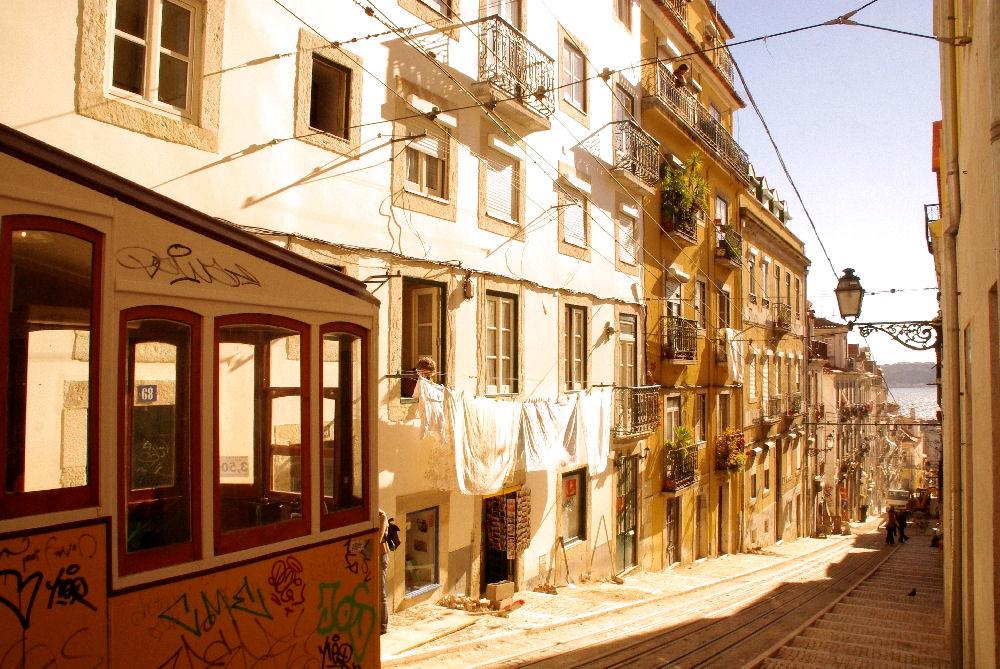 Elevador da Bica Lisbon