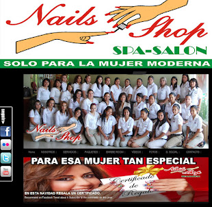Nails Shop Salón