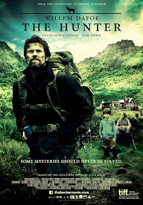 The Hunter Hollywood Movie 2012 Poster
