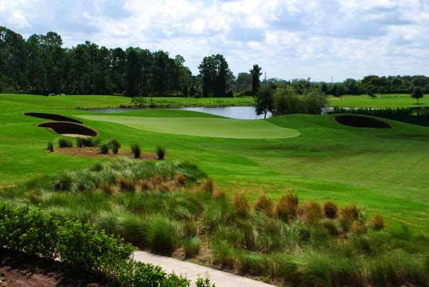 Eagle Creek Golf Club em Orlando