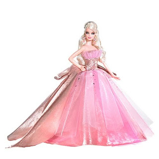 Yellow Wallpaper Barbie Doll Princess