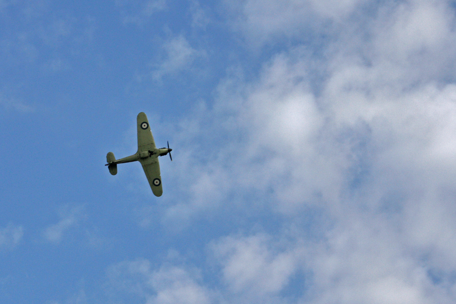 Duxford Airshow September 14th 2014 - Hawker Hurricane