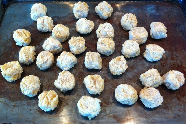 Fry's Pops - vegan popcorn chicken - frozen