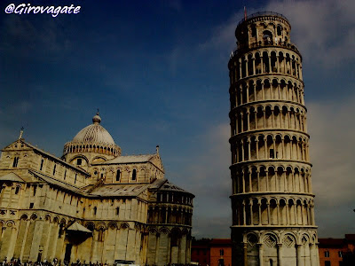 torre pendente Pisa