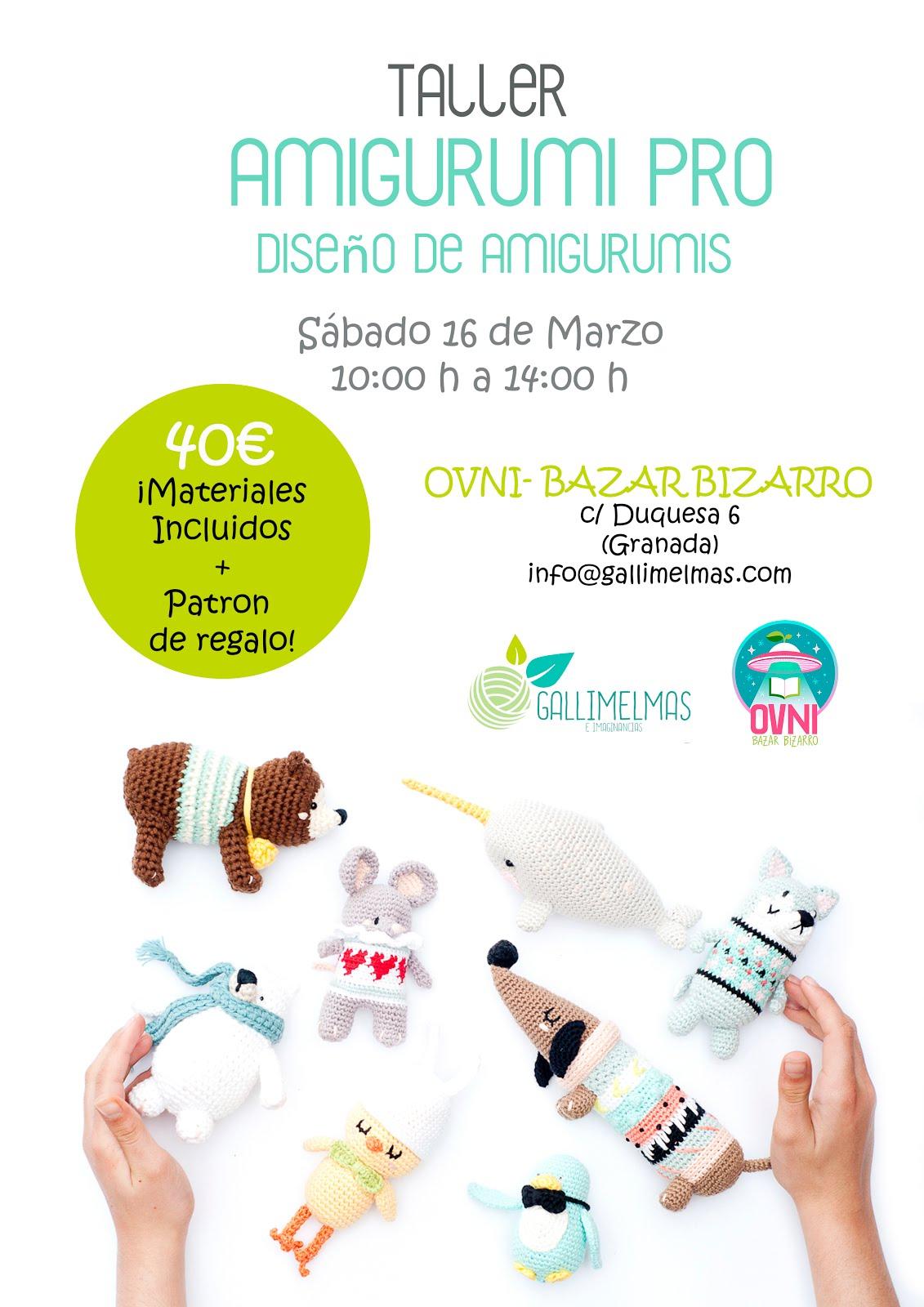 ¡Nuevo taller en Granada!
