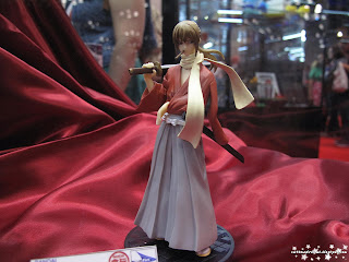 ruroni kenshin,samurai,comic con 2013,figurine,collectibles,sculpture,art,,october 11th 2013,saturday,sunday,comic con sunday,comic con saturday,new york,nyc,manhattan,jacob javits center,newyork,