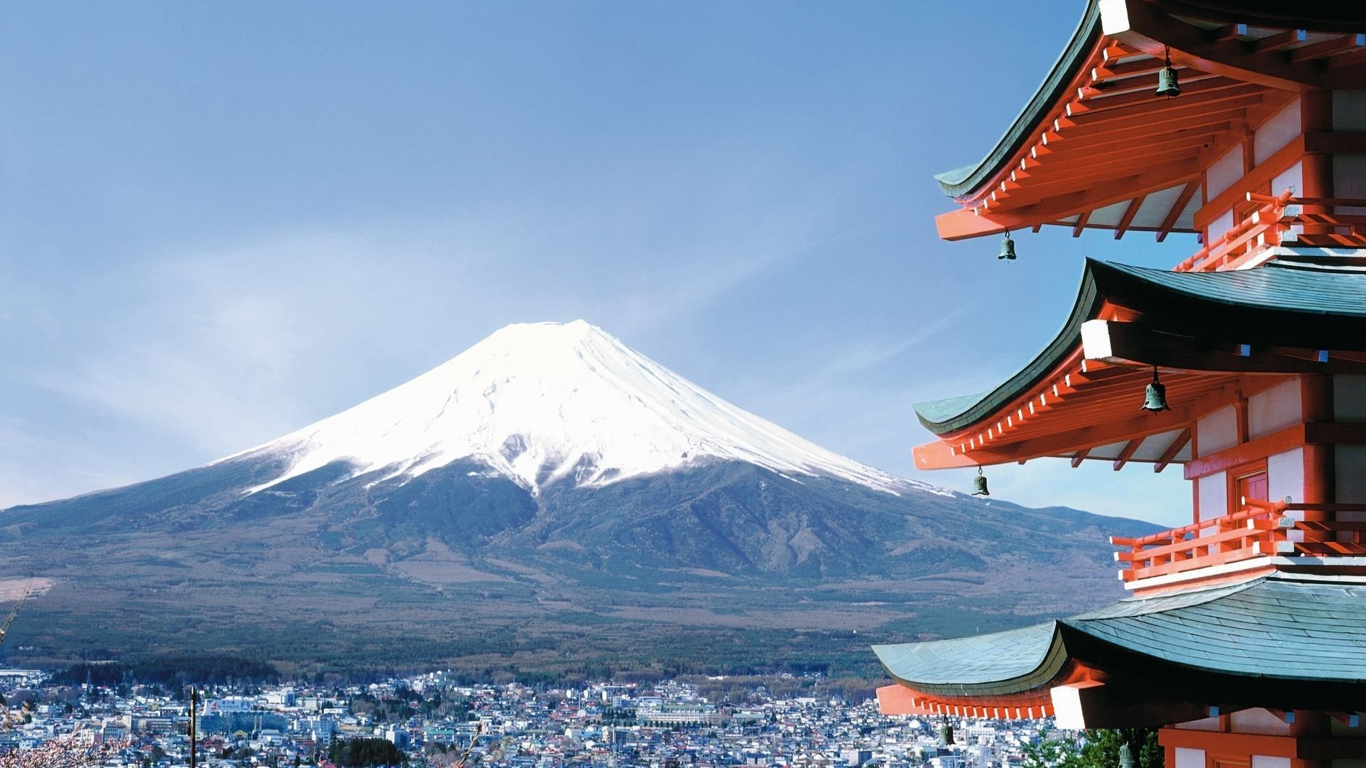 Pic New Posts Mount Fuji Hd Wallpaper