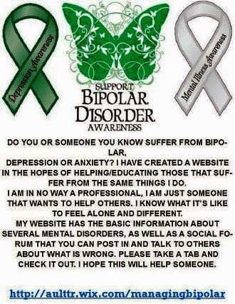 Bipolar Disorder Awareness