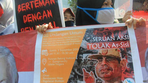 DPR Sesalkan Kedatangan As-Sisi ke Indonesia