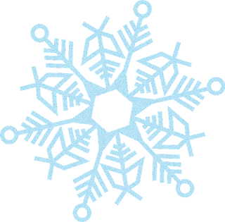 free snowflake download for winter or Christmas