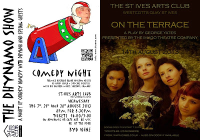 St Ives Arts Club - August