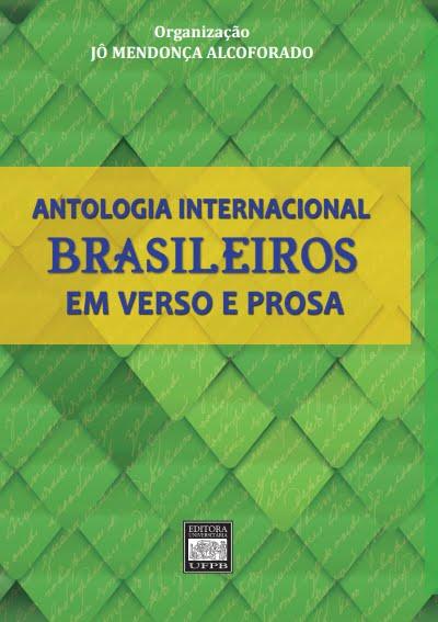 LANÇAMENTO DO LIVRO BRASILEIROS EM VERSO E PROSA EM PORTUGUÊS