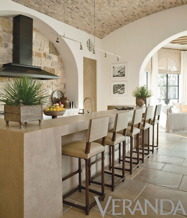 Interior Stone Wall Kitchen: Weekend Escapades: My Recent Pins On Pinterest