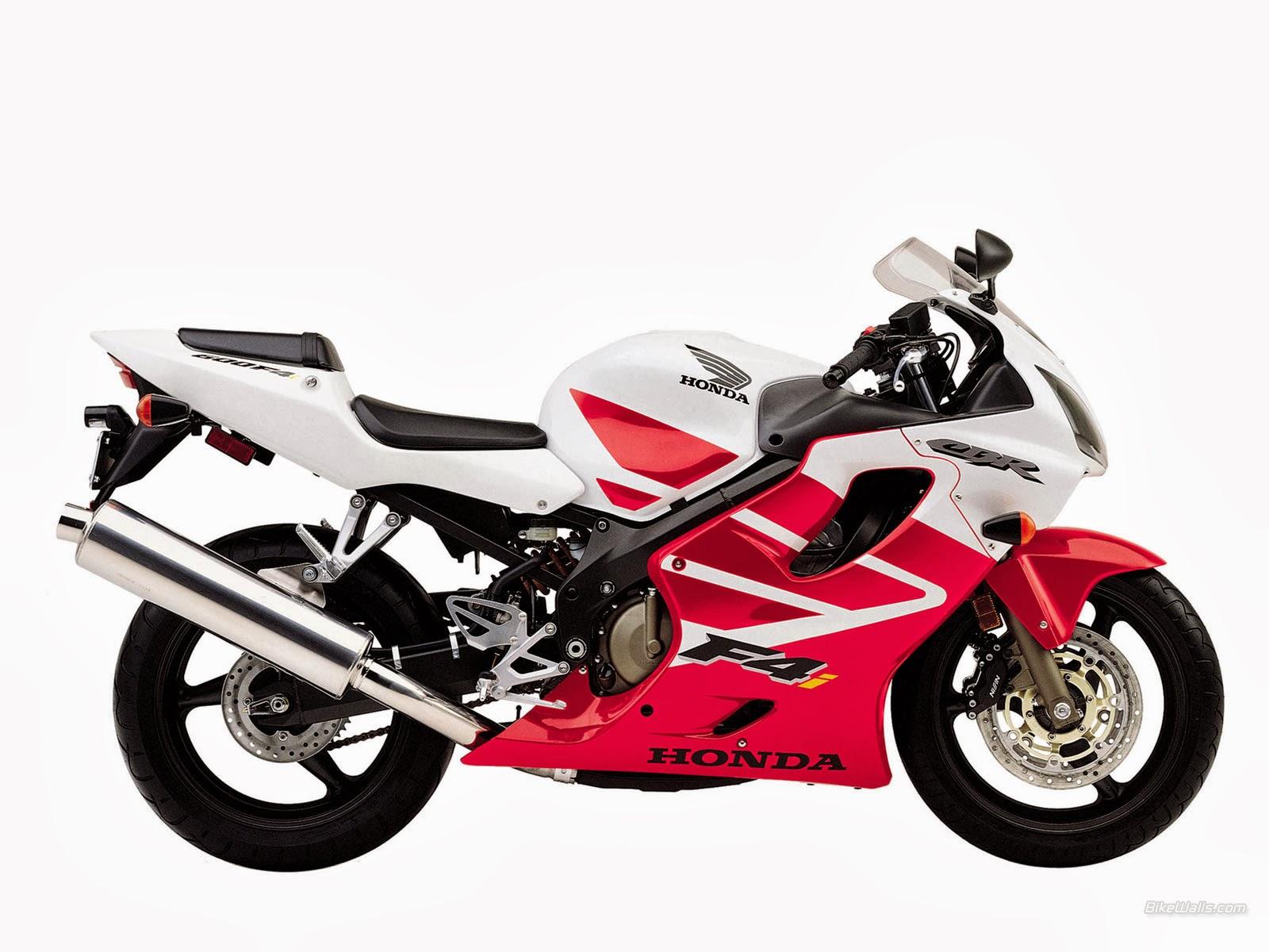 Honda Cbr 600 F4i Honda Motor